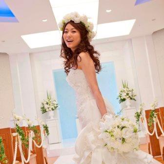 ファミリー婚プラン 10名様¥350,000(お一人様追加¥15,000)