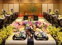 茶婚式&会食会プラン 6名様¥280,000(お一人様追加¥15,000)